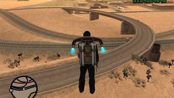 jetpack O inevitável desejo de voar: A história dos jetpacks