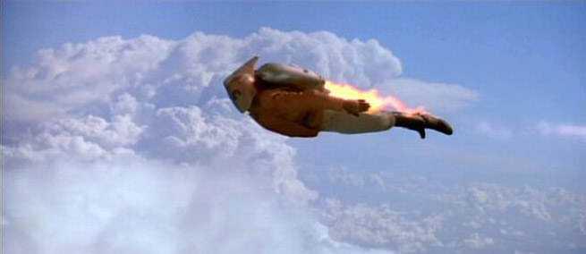 rocketeer O inevitável desejo de voar: A história dos jetpacks