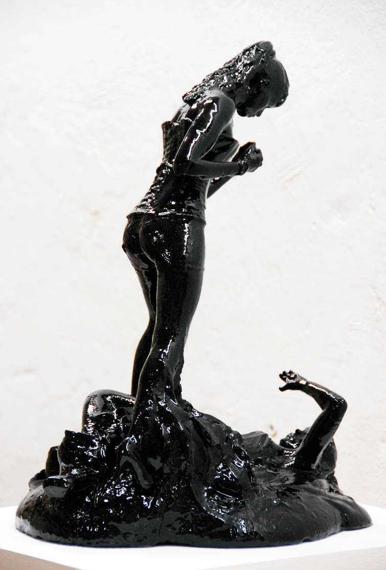 tumblr mxj8qc0FHu1r0g7mto1 1280 As esculturas de Joseph Marr