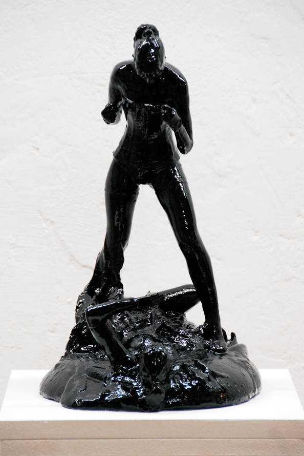 tumblr mxj8qc0FHu1r0g7mto2 1280 As esculturas de Joseph Marr