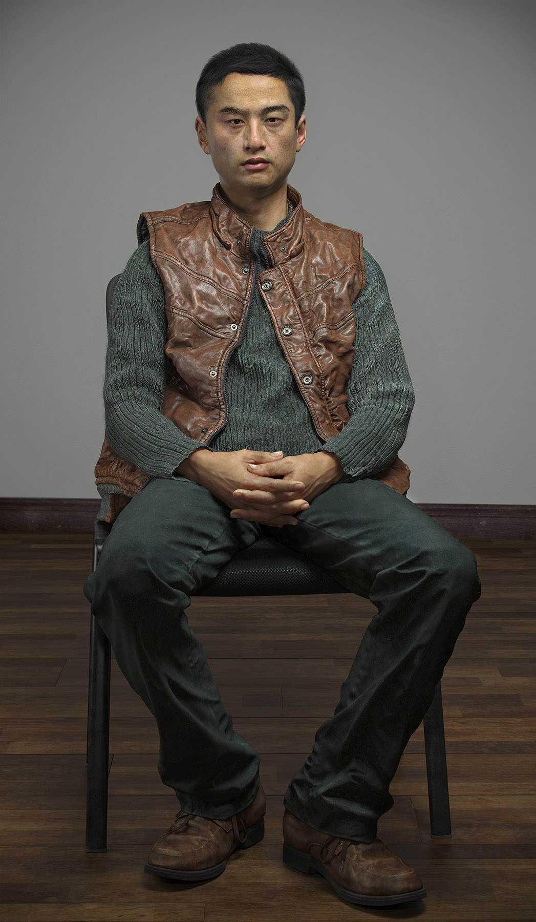 Meditation 1047 1800 Quem é este homem oriental te olhando?