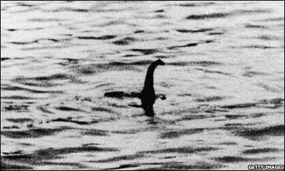45195878  9 Monstro de Loch Ness fotografado novamente. Desta vez, do céu. Será?