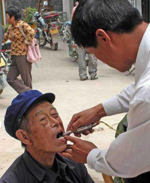 street dentist 09 15 bizarrices envolvendo dentes