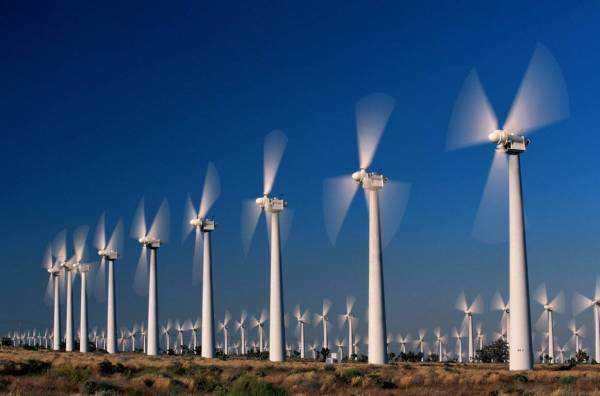 parque eolico Novo design de turbina eólica gera seis vezes mais energia