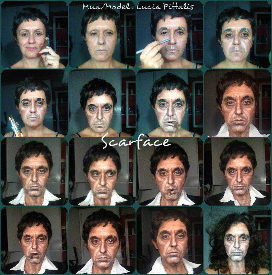 10557090 10202640288824295 2771083454341144232 o A incrível arte da maquiagem