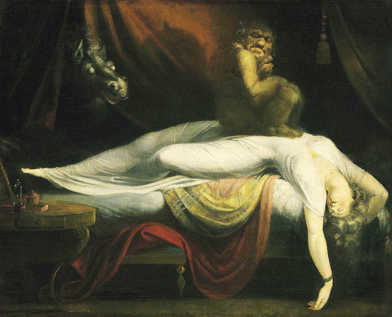 1280px John Henry Fuseli   The Nightmare Demônios da madrugada   os assustadores encontros noturnos