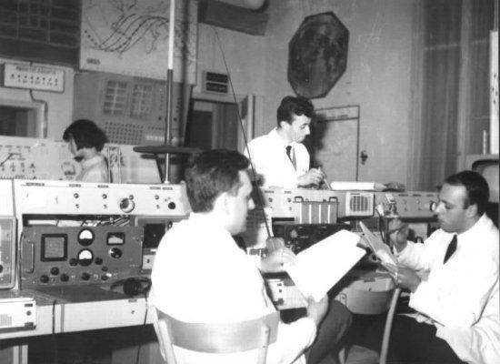 27 Judica Cordiglia brueder m angestellten 1960ca O mistério sobre os cosmonautas soviéticos que nunca retornaram para a Terra