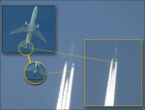 3 chemtrails from 2 engine jet Chemtrails