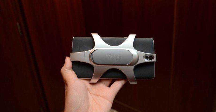 Estar Takee holographic smartphone 1 Vem aí o celular holográfico!