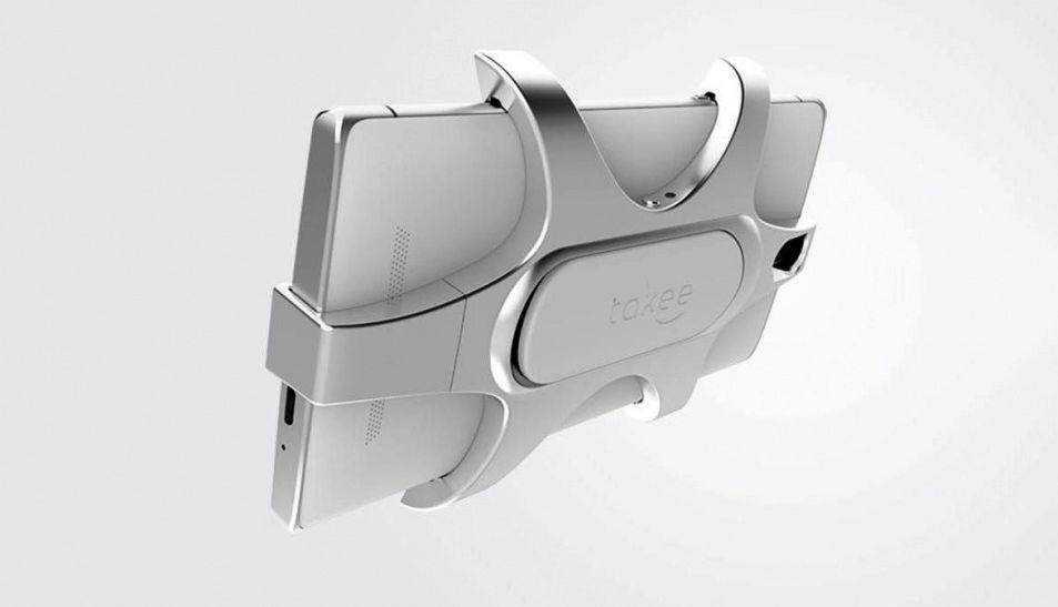 Estar Takee holographic smartphone 2 Vem aí o celular holográfico!