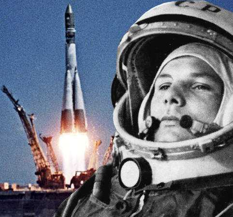 YuriGagarin 482x449 O mistério sobre os cosmonautas soviéticos que nunca retornaram para a Terra