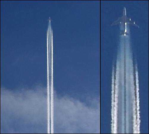 chemtrail petition 2 Chemtrails