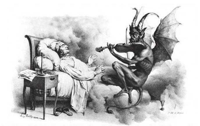 demon Demônios da madrugada   os assustadores encontros noturnos