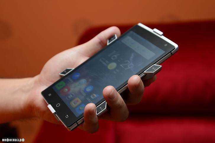 takee2 Vem aí o celular holográfico!