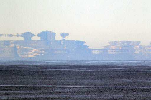 Greenland Mirage O mistério da ilha fantasma