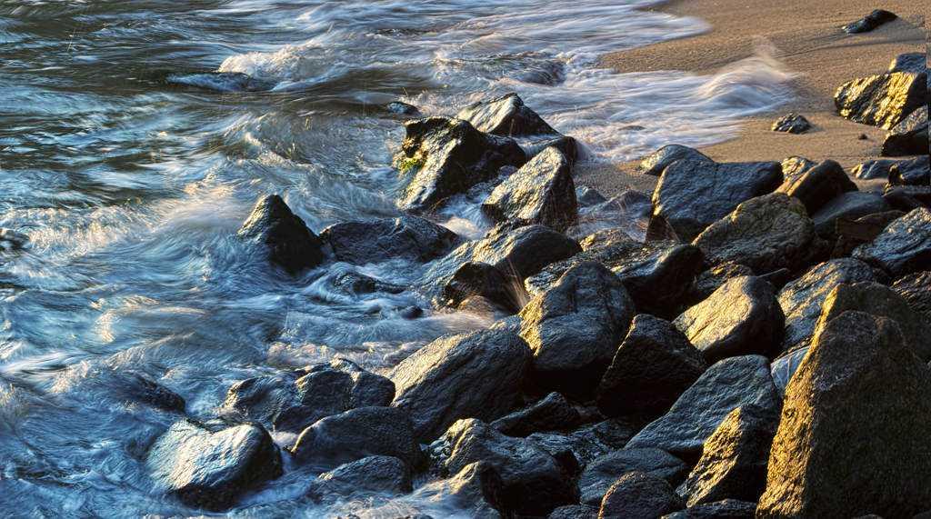 água nas pedras low Fotos do fim de semana
