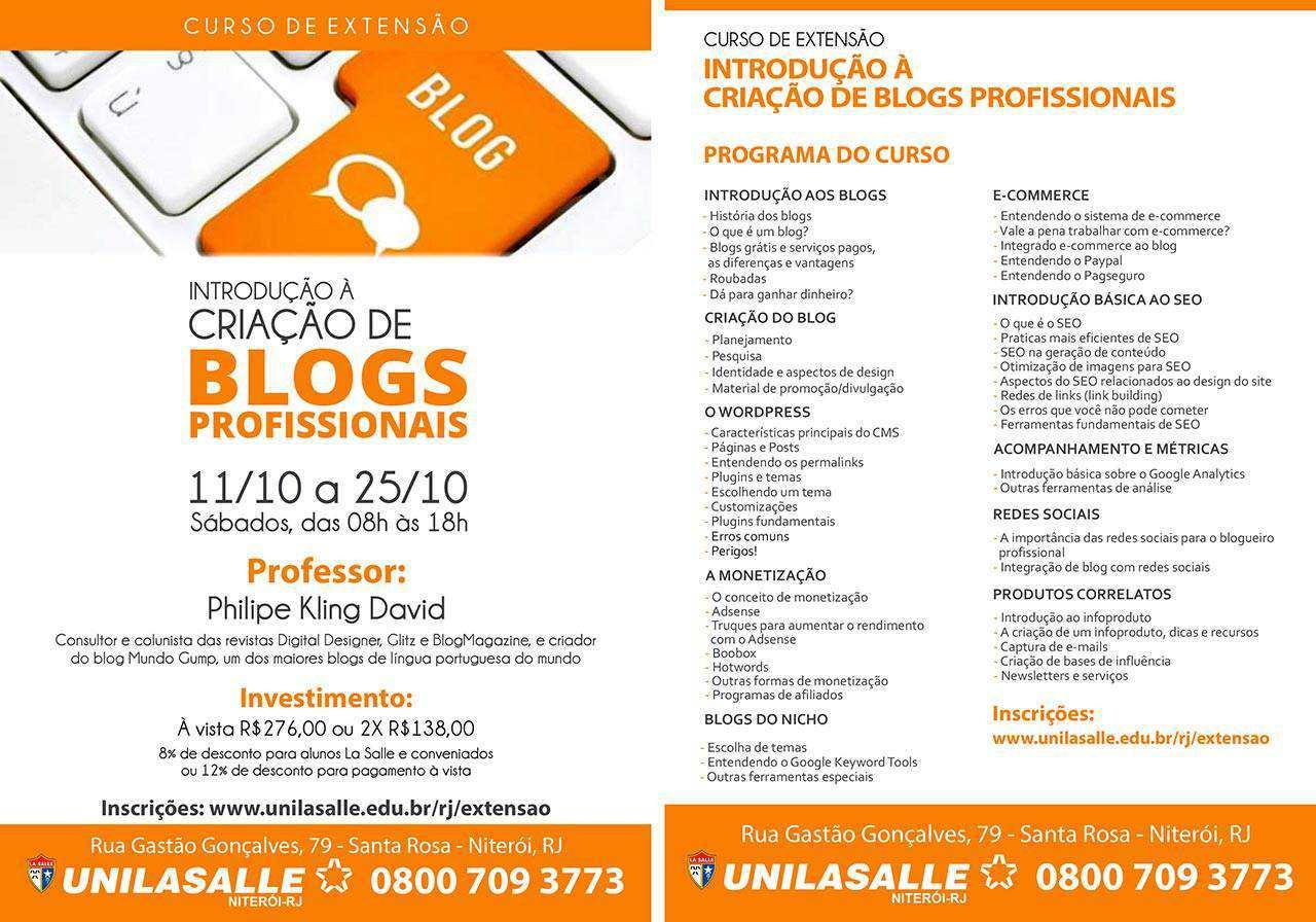 10603836 705050722924553 6290667933638696204 o Vou dar um curso sobre blogs