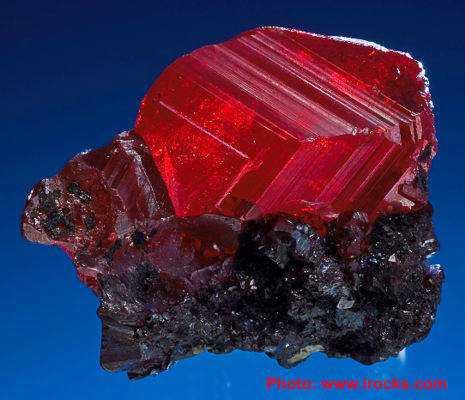 big cuprite 09 10 incríveis pedras preciosas vermelhas