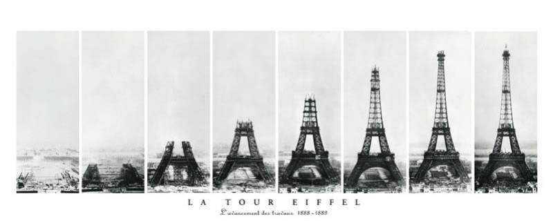 3919 Turista, cuidado: Tirar foto da Torre Eiffel dá multa!