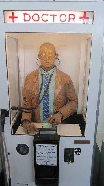 4891415403 045f2edf47 z Médico automático: Uma máquina bizarra