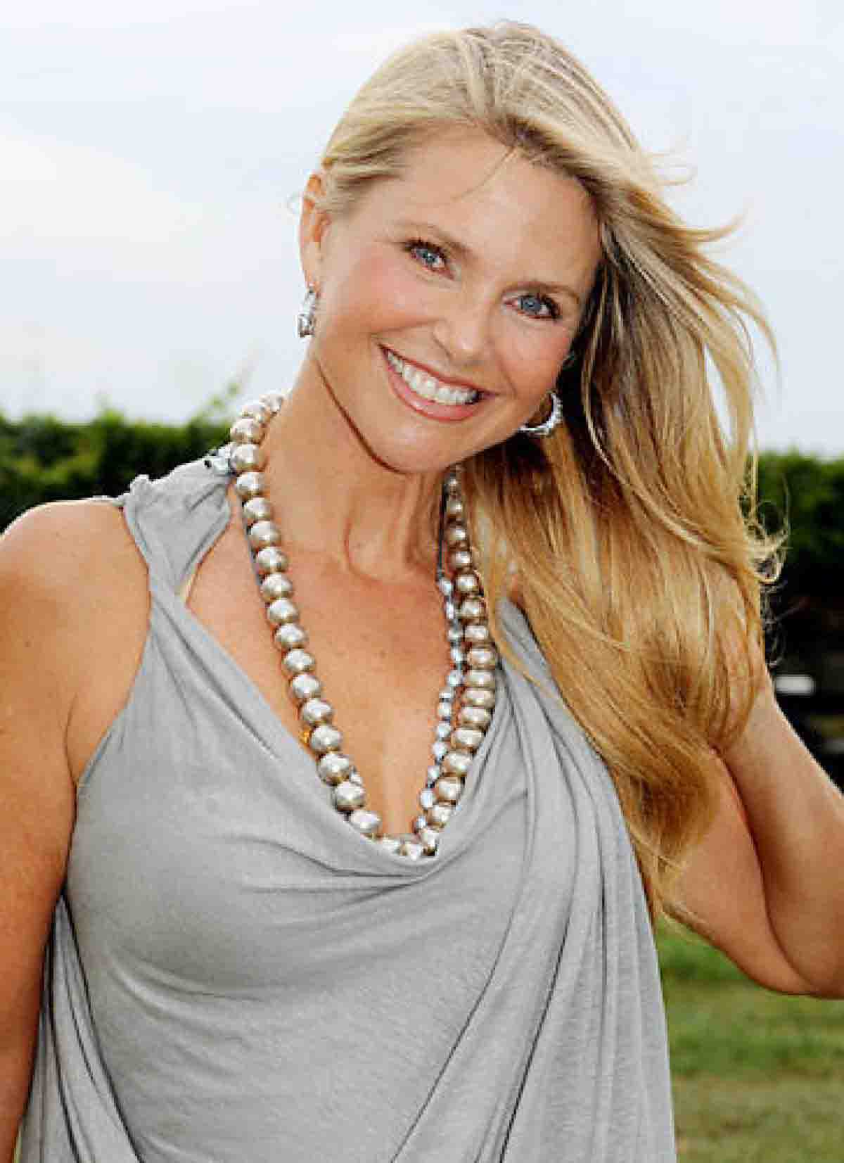 Christie Brinkley HD Wallpapers Free Download 4 Incrível: Essa mulher tem 67 anos!