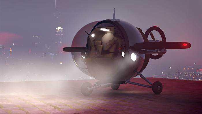 Citycopter1 Mais um carro voador bizarro