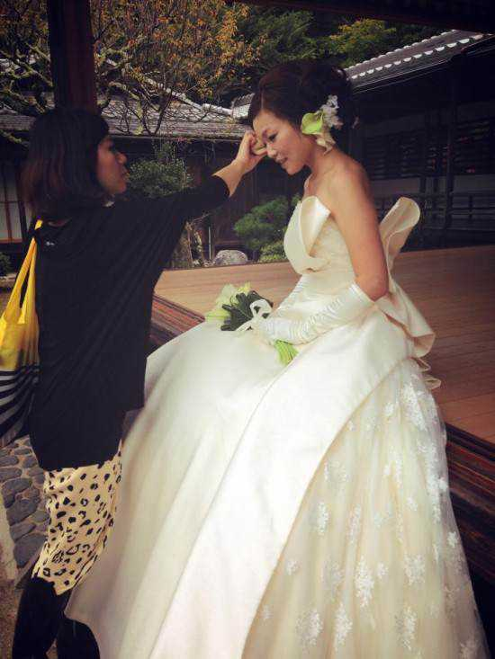 Solo wedding service2 550x733 Japão, o paraíso do Forever alone