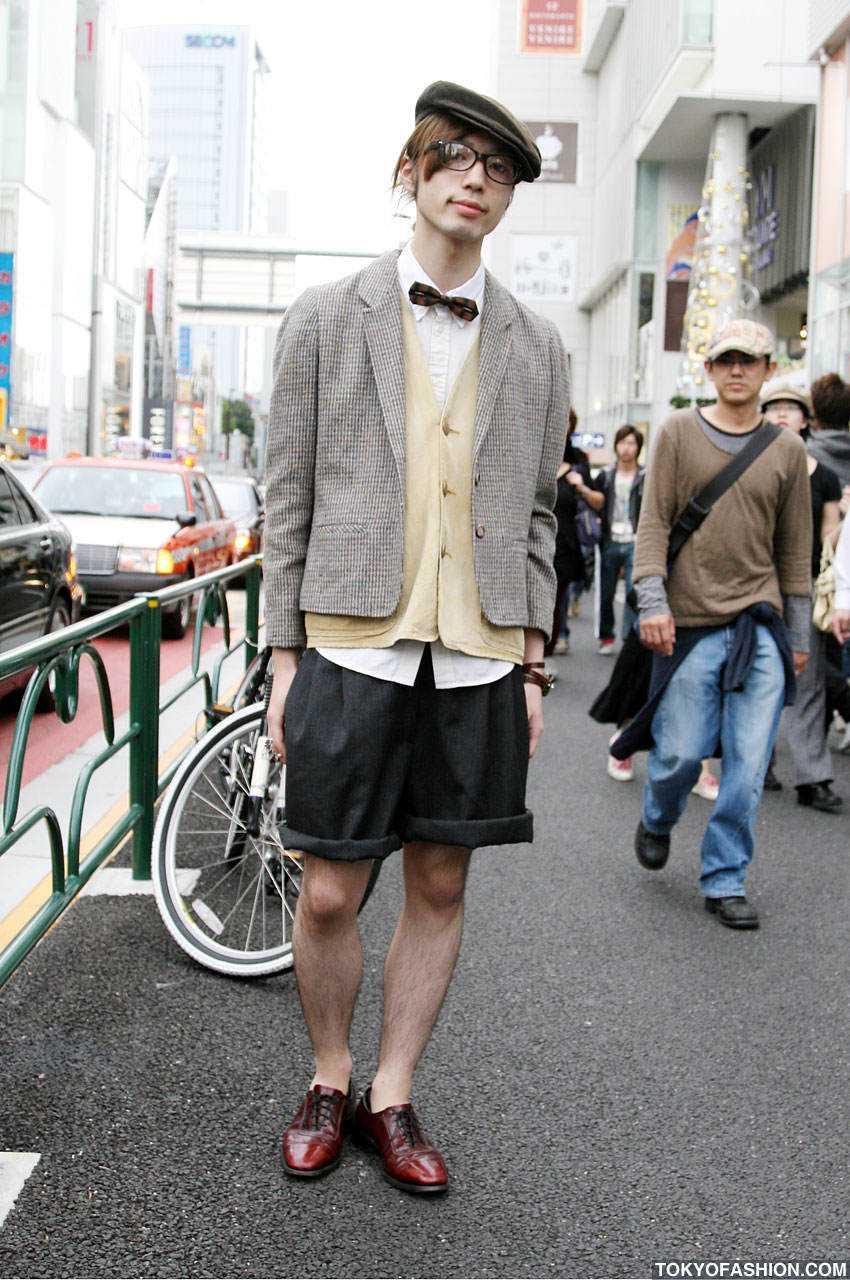 TK 11 01 09 02 001 Harajuku O curioso fenômeno Hipster: Ficando igual sendo diferente