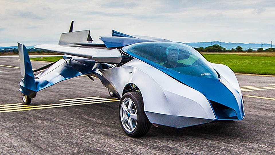 aeromobil 2 5 flying car 100443872 l Mais um carro voador bizarro