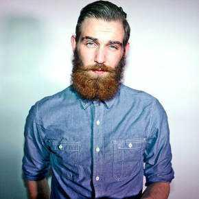 barba de calca vermelha O curioso fenômeno Hipster: Ficando igual sendo diferente