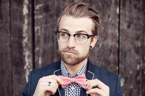 bearded hipster O curioso fenômeno Hipster: Ficando igual sendo diferente