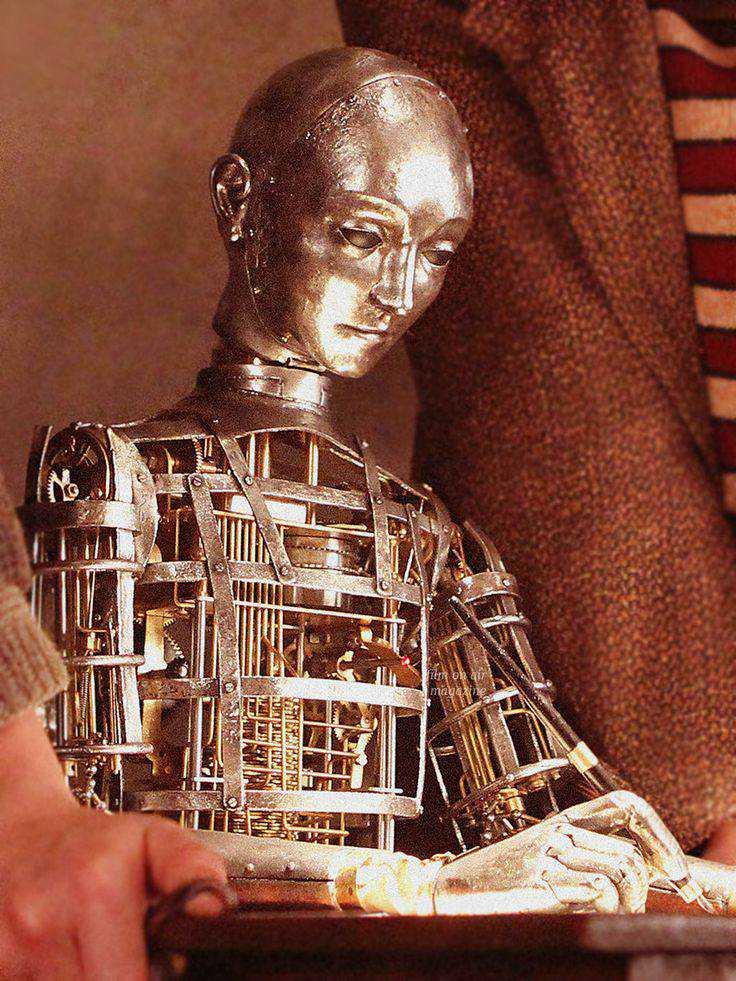 d29e6dbadc9be00b5227a9ed43a12967 Médico automático: Uma máquina bizarra
