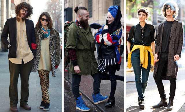 hipster moda2 O curioso fenômeno Hipster: Ficando igual sendo diferente