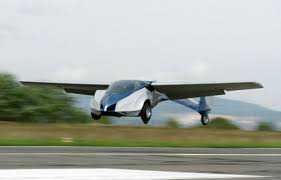 images 56 Mais um carro voador bizarro