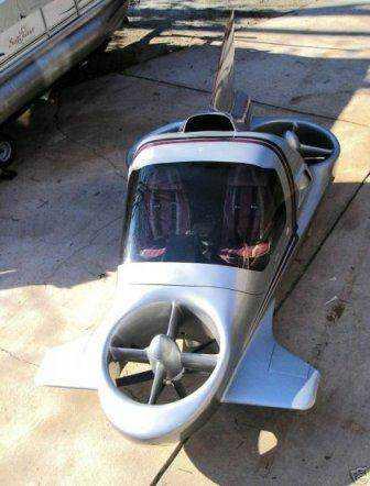 img tc 005 Mais um carro voador bizarro