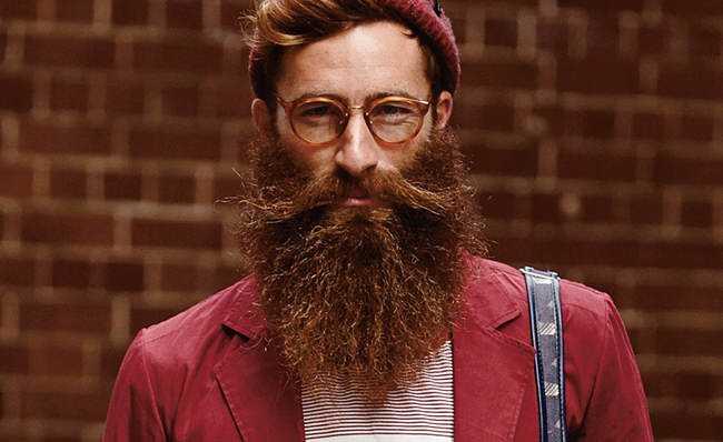 papai noel hipster faz sucesso em shopping na australia1 O curioso fenômeno Hipster: Ficando igual sendo diferente