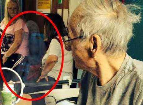 reinounidofantasmahospitalreprmirror Sinistro: Britânico escapa da morte com ajuda de fantasma