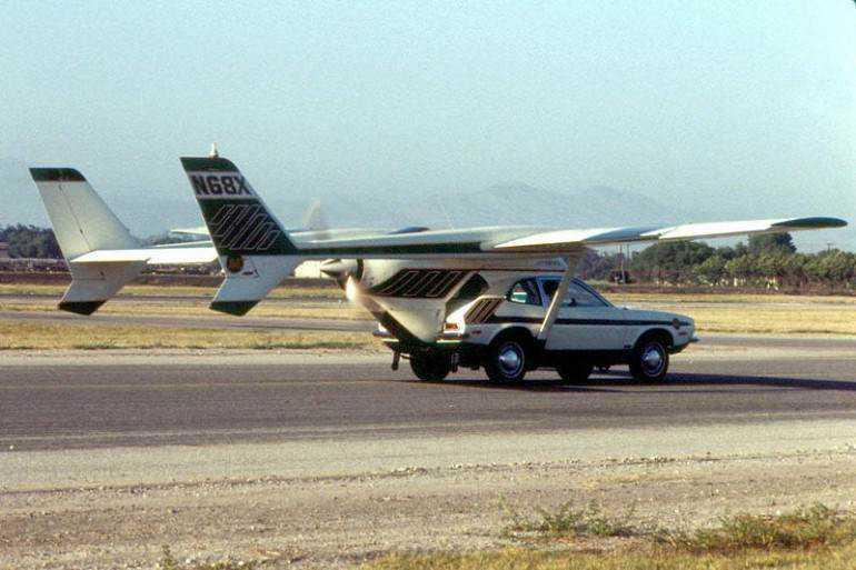 sogno auto volante 2 770x513 Mais um carro voador bizarro