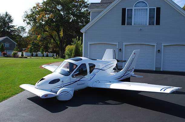terrafugia 01 Mais um carro voador bizarro