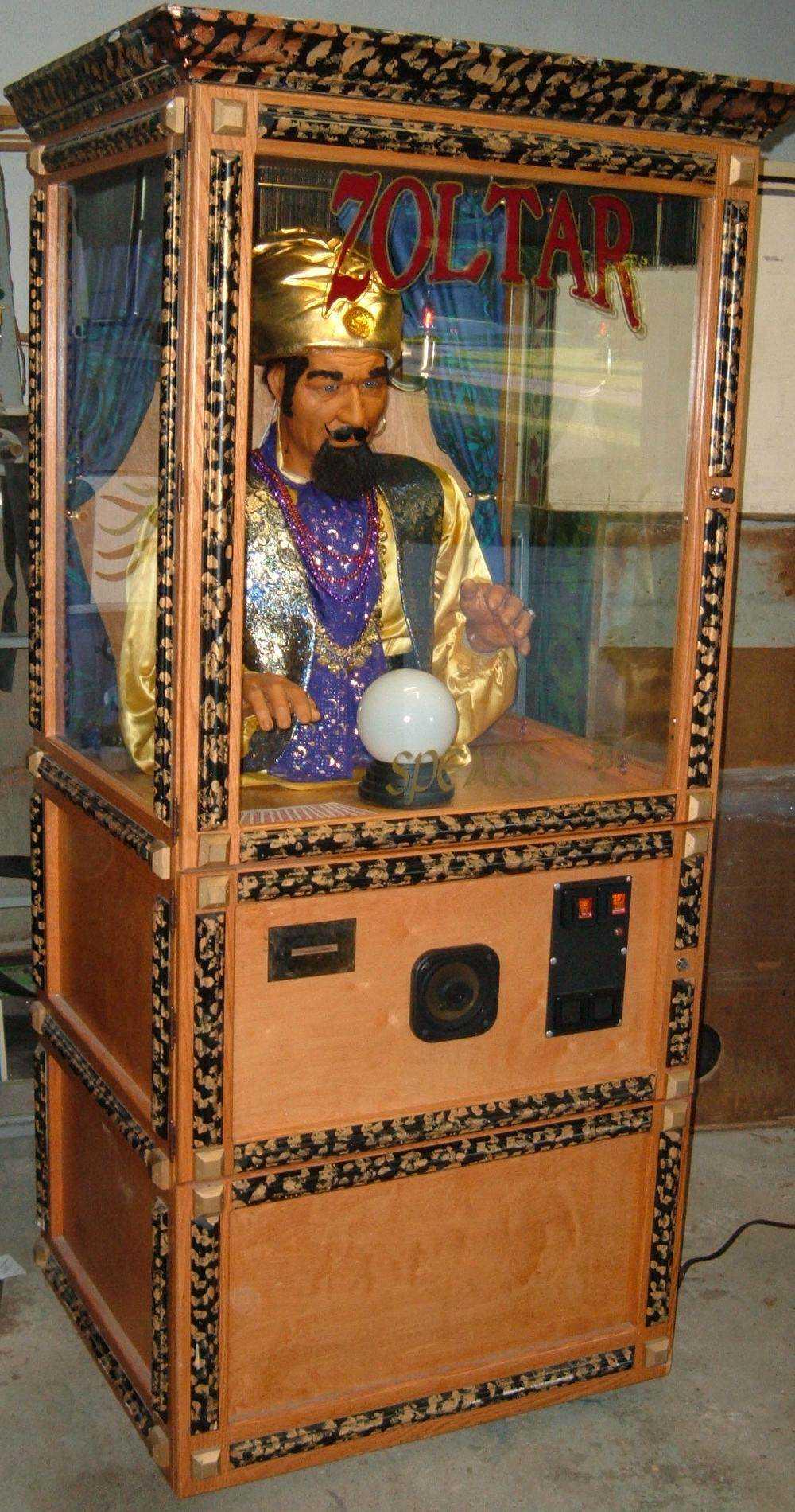 zoltar1 Médico automático: Uma máquina bizarra