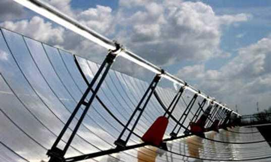 1 archimede Novos modelos de usinas solares
