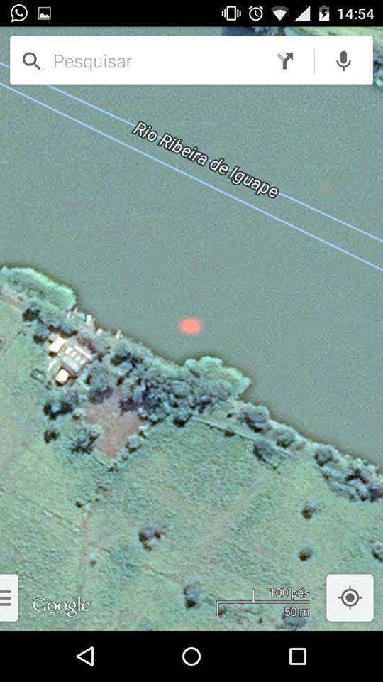 10372225 760117074070847 6236671894750398438 n Pontos verdes misteriosos nas imagens de satélite: O que é isso?