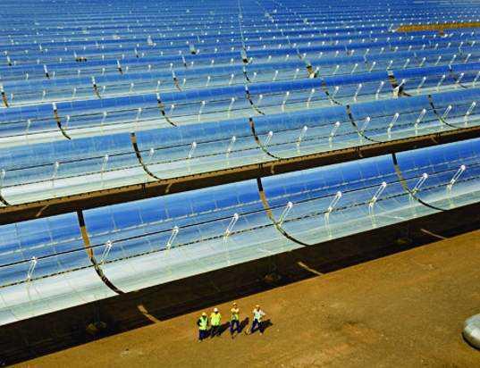 2 archimede Novos modelos de usinas solares