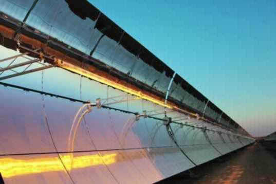 4 archimede Novos modelos de usinas solares