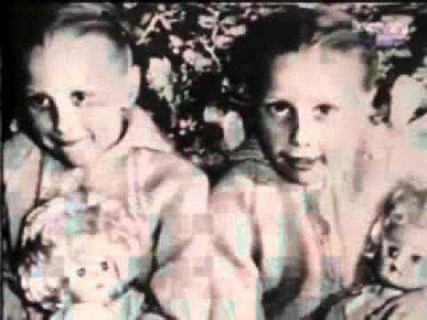 6 The Pollock Twins Reencarnação? Conheça o bizarro caso das irmãs Pollock