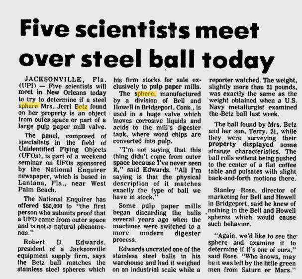 Betz Ball News2 O mistério da esfera dos Betz