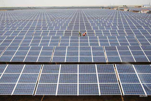 solarpower plant Novos modelos de usinas solares