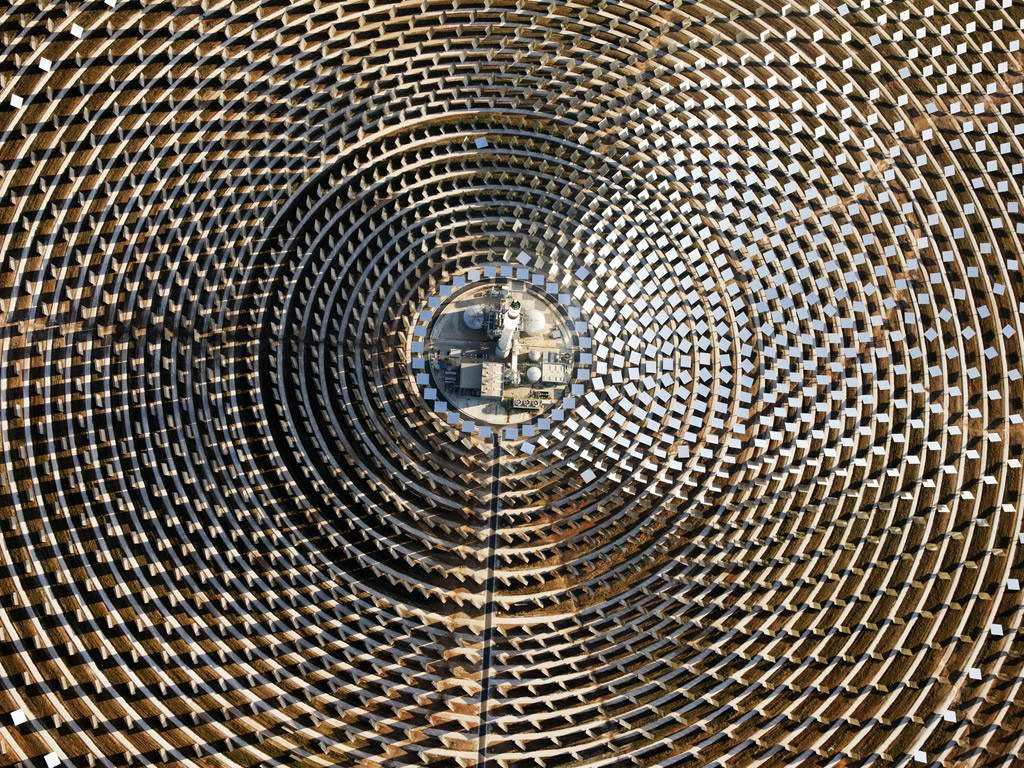 usinasolar2 1024x768 Novos modelos de usinas solares