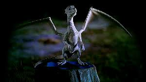 White dragon baby from Merlin.