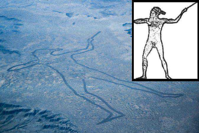 ff49f487cbfa2c5c780159e3c2dcaf3d Desenhos para serem vistos dos céus: O mistério dos geoglifos pelo mundo